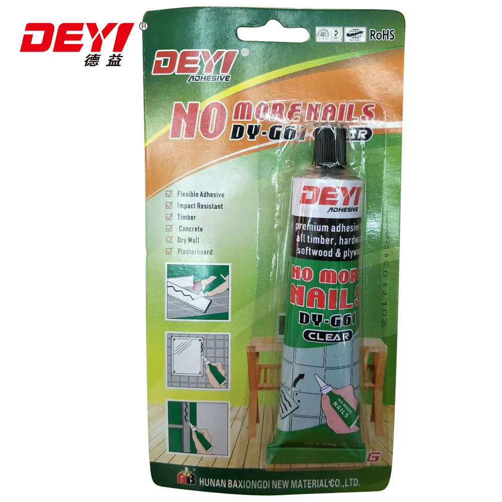 China High Quality Wholesale No More Nails Glue for Constructon Use ...