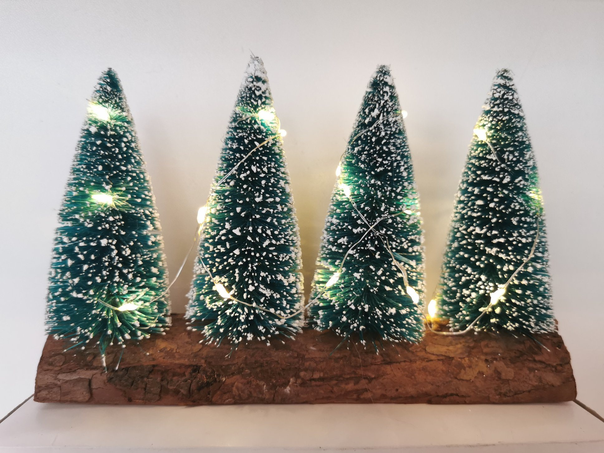 China Christmas Light Pine Needle Small Tree Window Decorations With Lights Christmas Tree Table Decoration China Mini And Christmas Tree Price