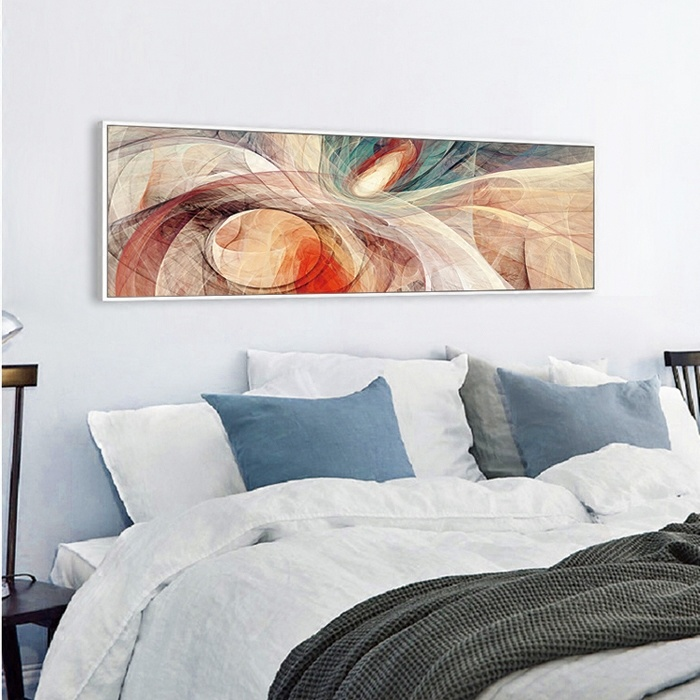 China Bedroom Wall Art Modern Oil Painting Lanscape Art Prints On