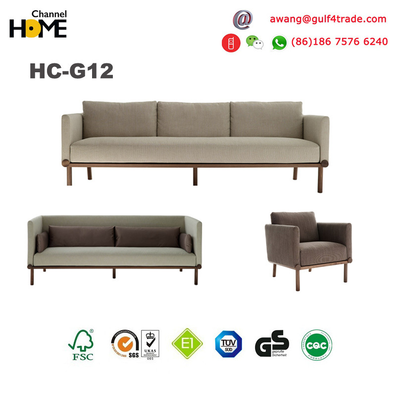 Chinese Furniture Modern Leisure Living Room Sofa Hc G12 China Set
