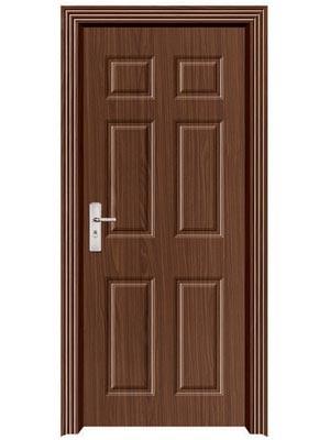 China Pvc Door Factory Pvc Glass Door Wooden Door Ss A 015 China