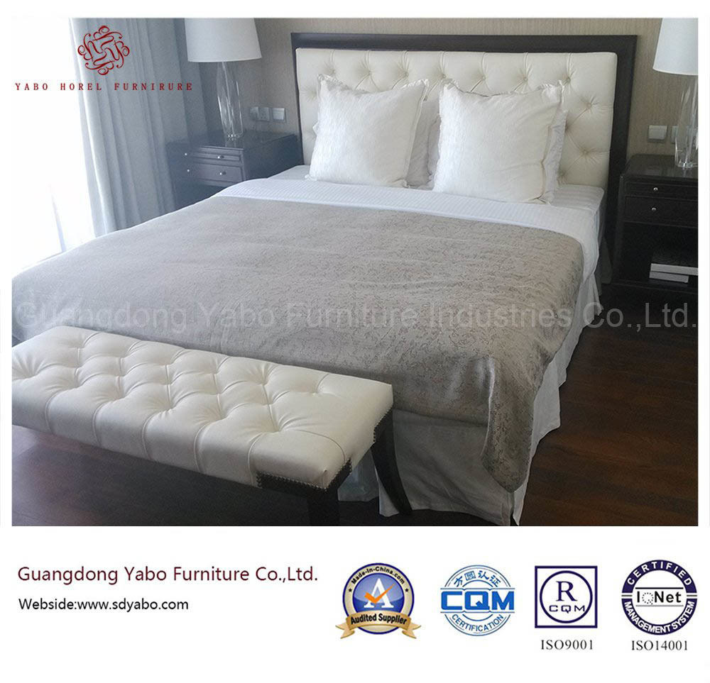 China Superior Hotel Furniture With Modern Style Bedroom Set Yb G