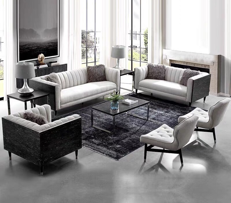 Luxury Sofa Living Room Set