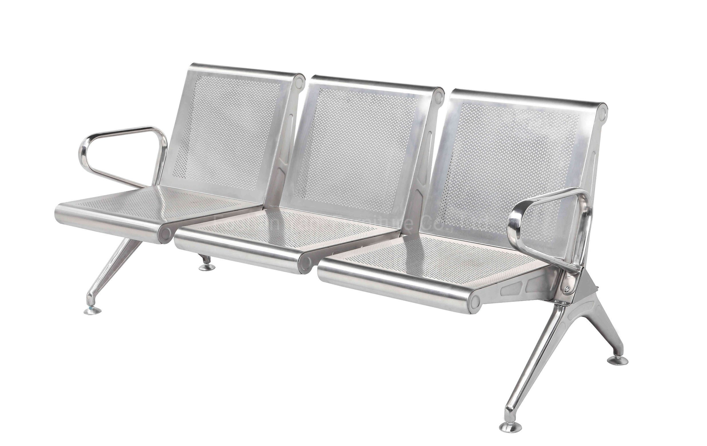 [Hot Item] New Design Full Stainless Steel Chair/Waiting Chair (YA-8)