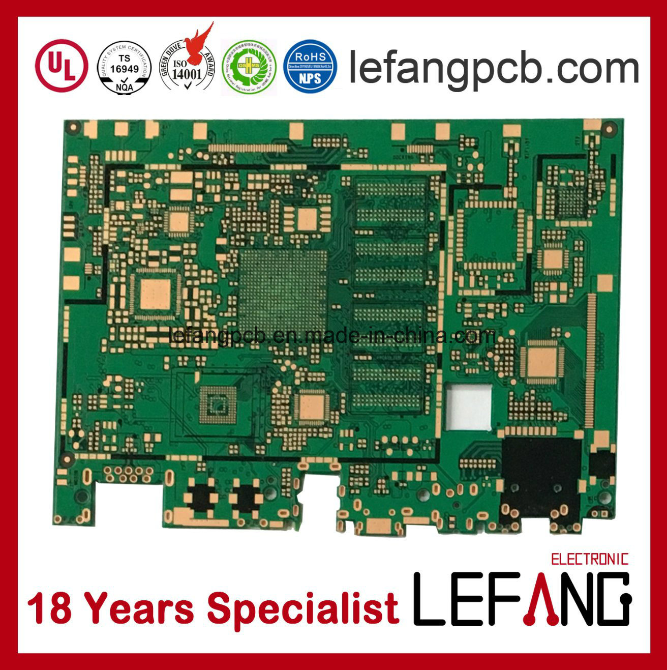 Pcb Bare Board Manufacturers Circuit Assemblyprinted Fabrication Ourpcb China Years Multilayer Manufacturer Photos 1312x1317
