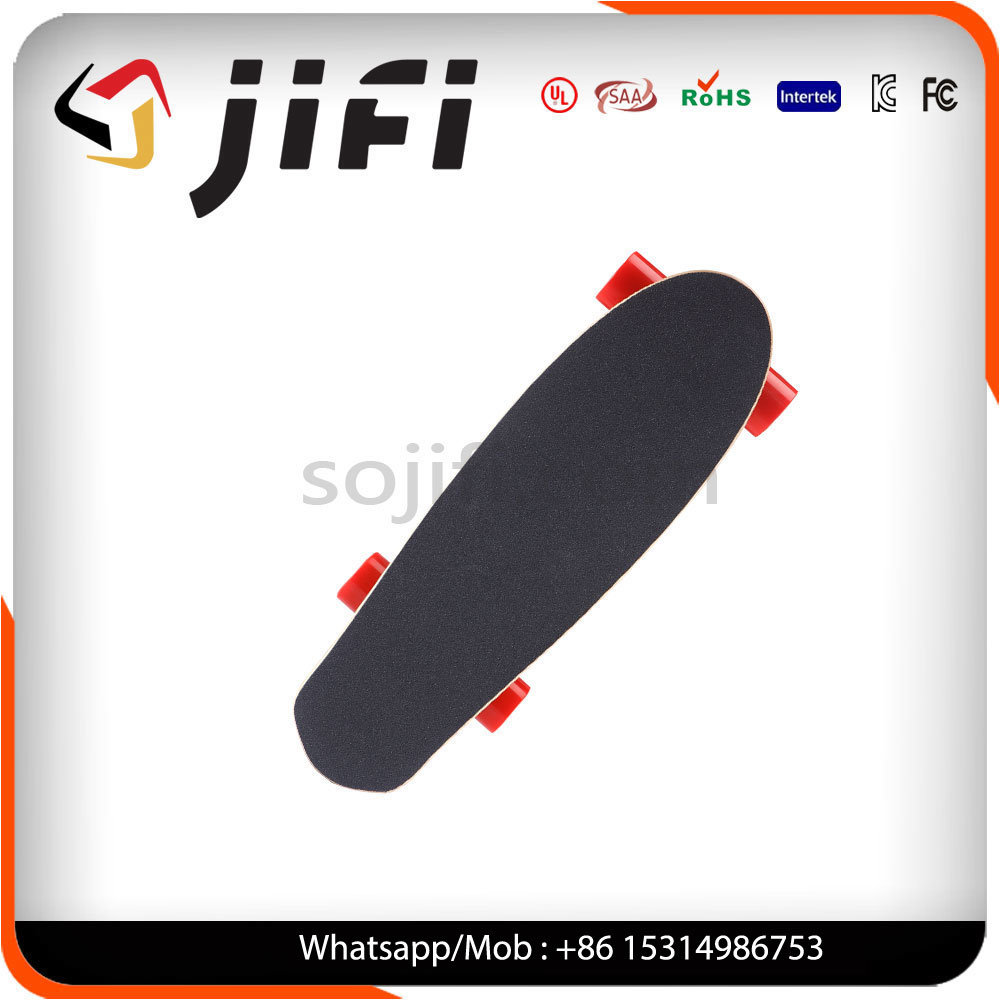 Easy to Learn Skateboard Electric Hoverboard Standing Longboard