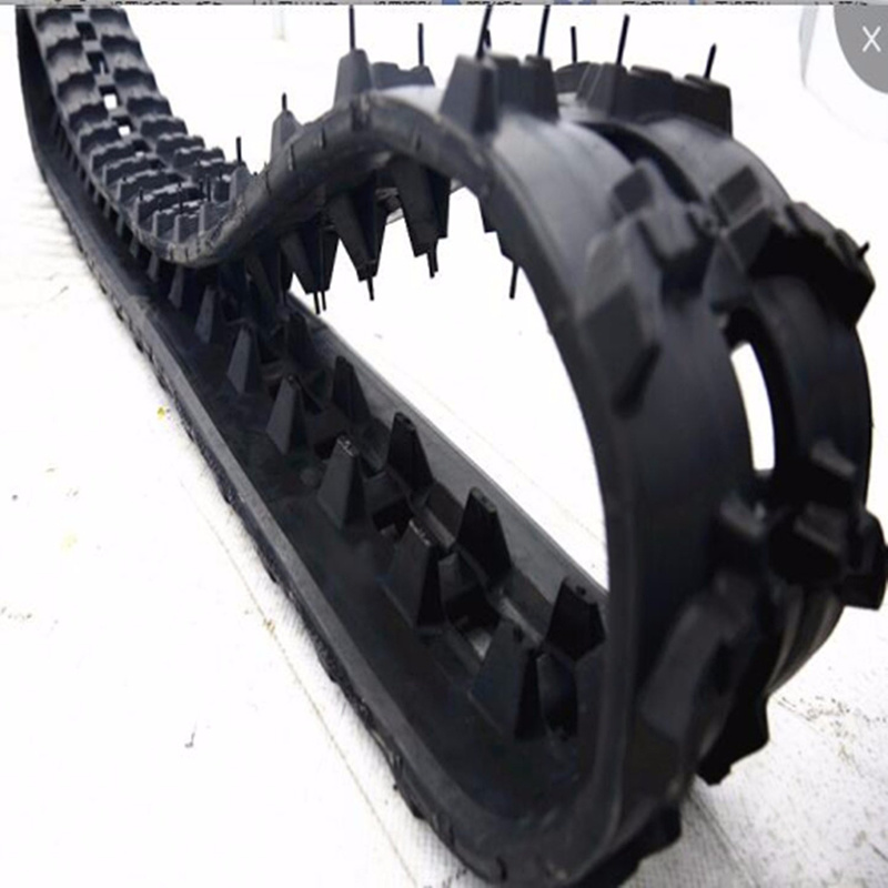 China Rubber Track 150*72*41 For Robot/Wheelchair