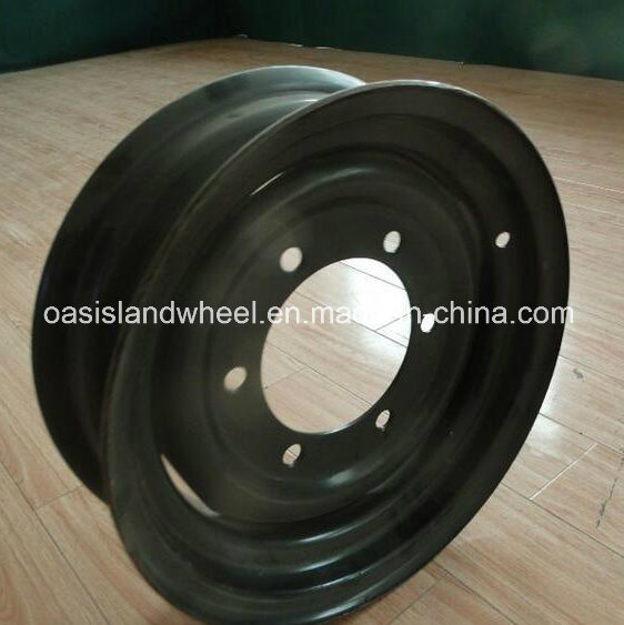 Industrial Steel Wheel (16.5X9.75) for Skid Steer and Forklift