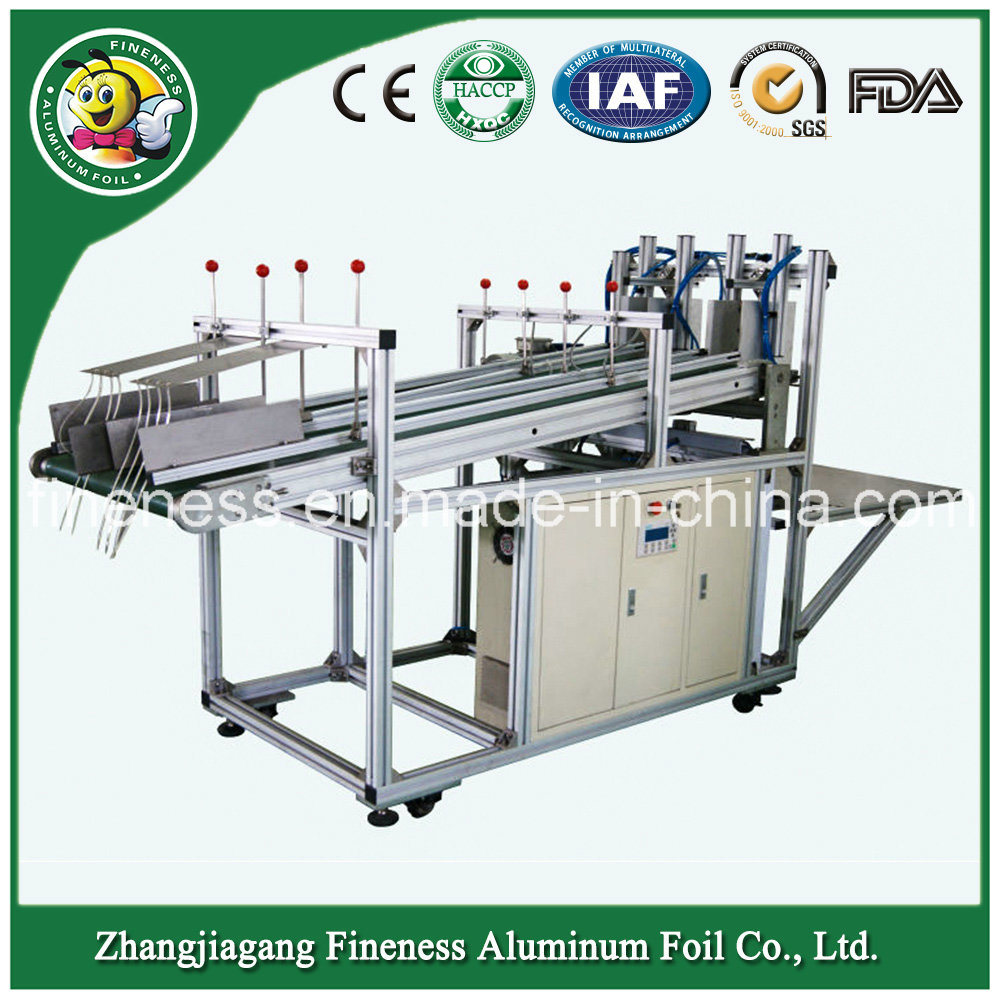 Aluminum Foil Container Production Line pictures & photos