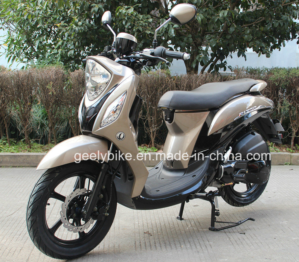 Cub Scooter Geely (Auto. Start/Stop System for Option)