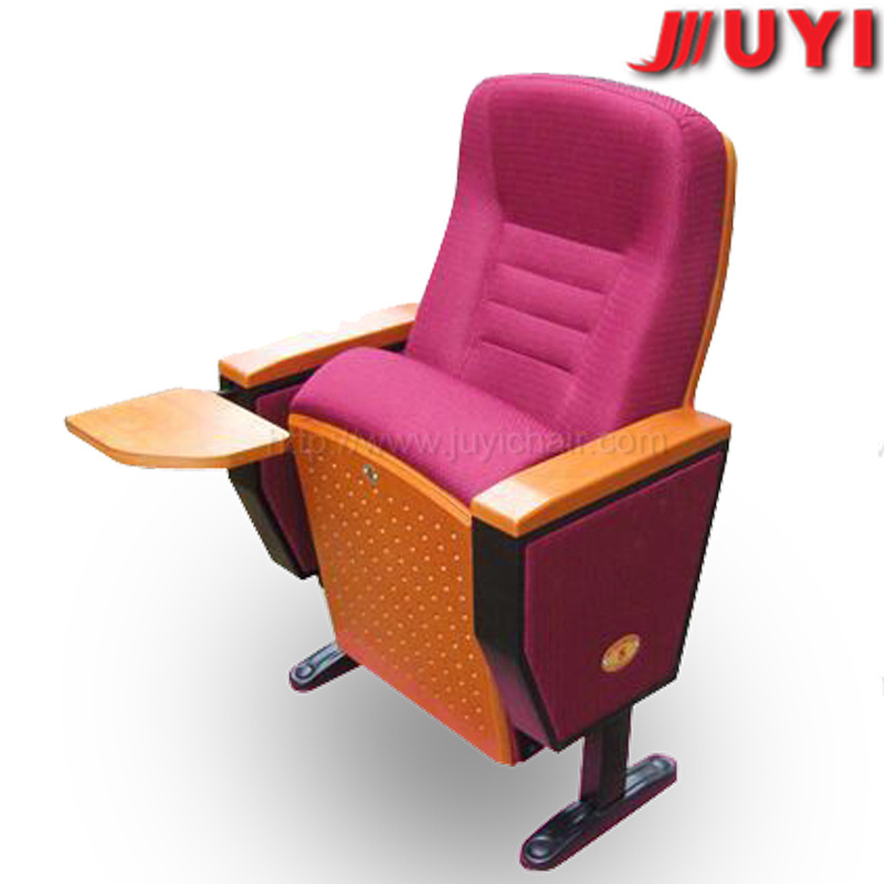 Jy-998t Cheap for Sale Recliner English Movies Wood Part High Movie Chair Used for Church Cinema Seat Home