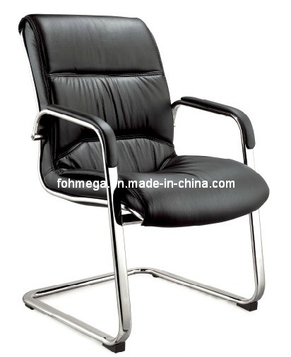 China High Quality Cantilever Leather Chair (FOH B50 3)   China Cantilever  Chair, Meeting Chair