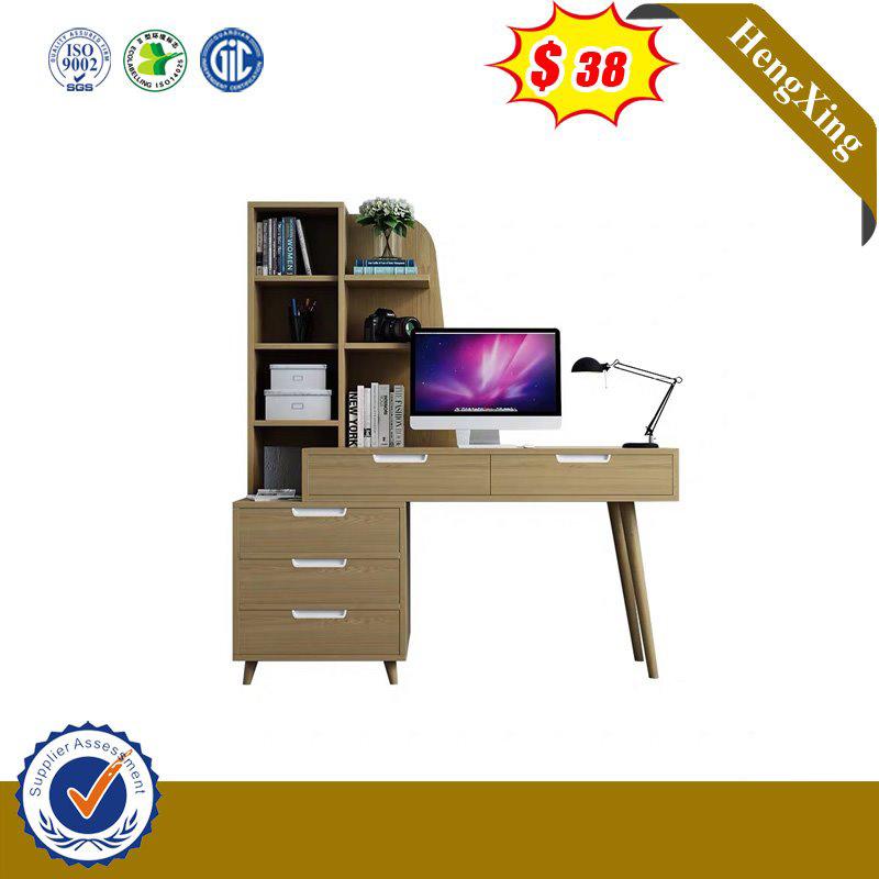 China Bookcase Desk Computer Bookshelf