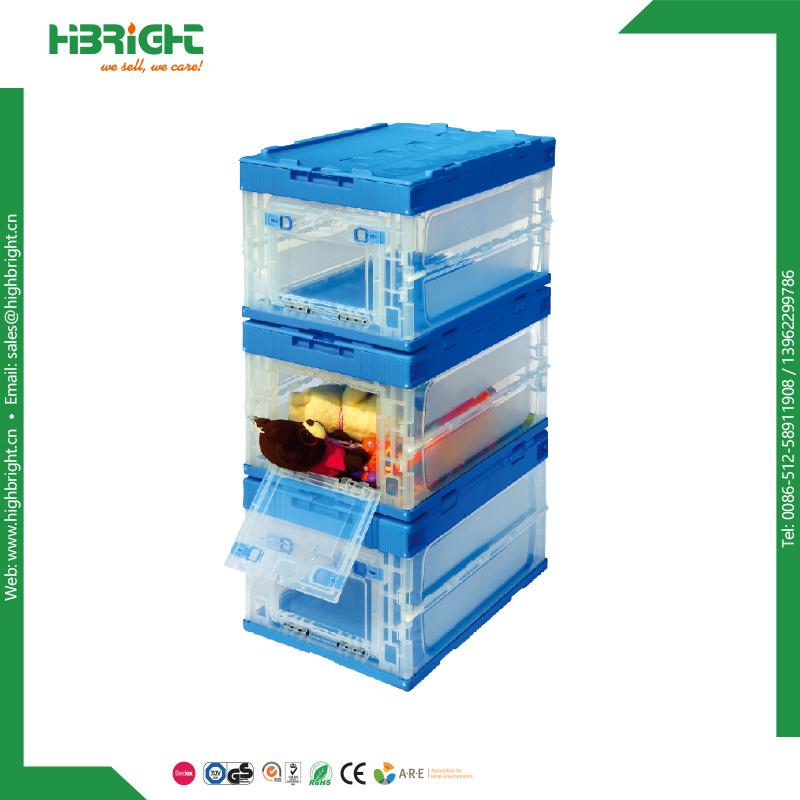 Stackable Plastic Boxes