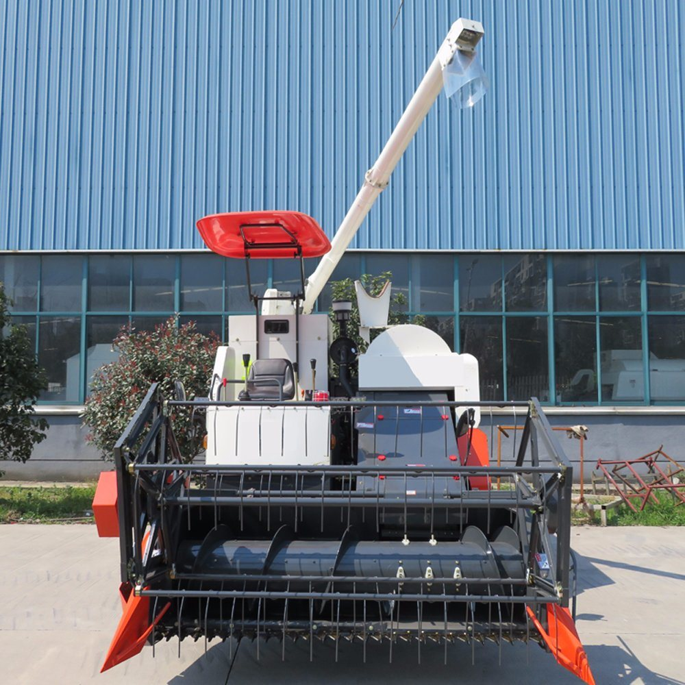 China Used Combine Harvester, Used Combine Harvester Manufacturers ...