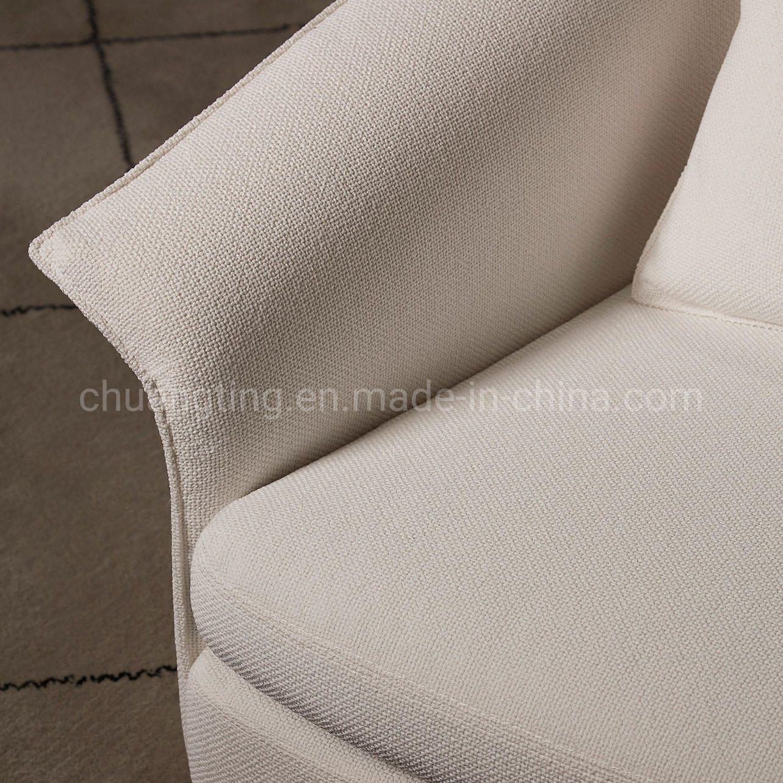 China Nordic Style 3 Seater Fabric Sofa