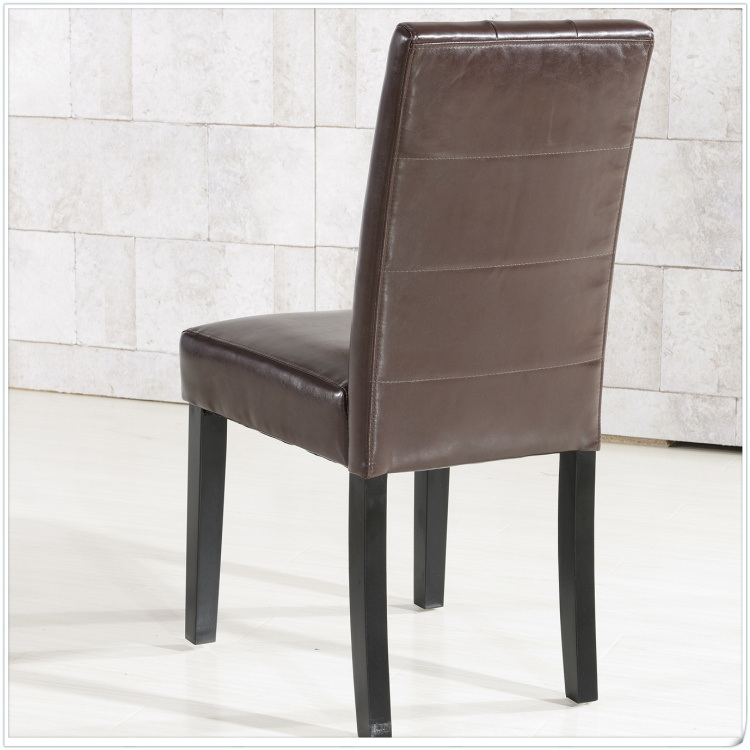 PU Leather Dining Chair Hotel Chair Restaurant Chair (M-X1035)
