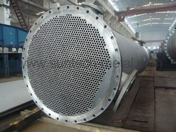 Titanium Clad Heater Pressure Vessel-Heat Exchanger (P004)
