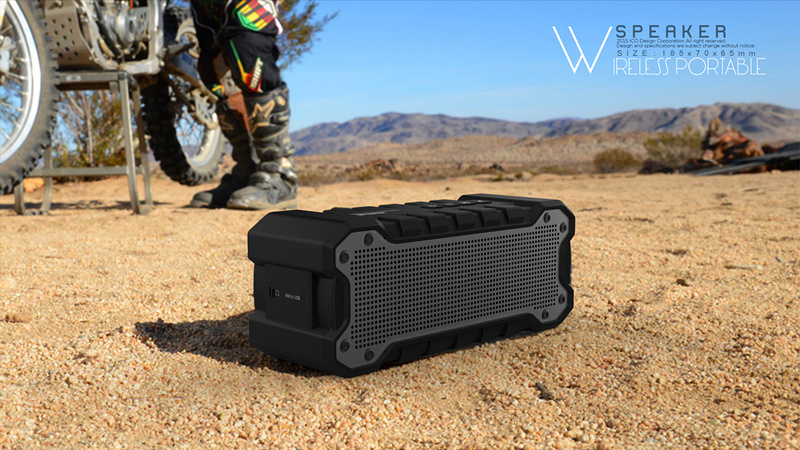 Ipx6 Professional Portable Mini Active Bluetooth Wireless Speaker pictures & photos