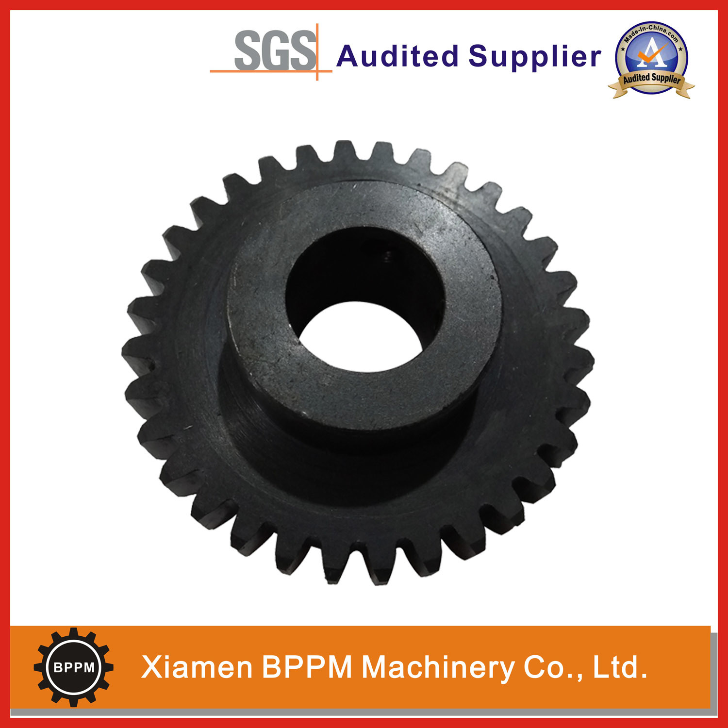 High Precision Custom Gears From China