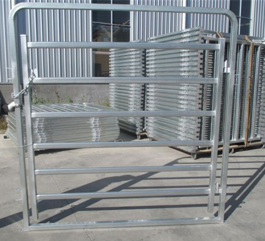 Galvanising Cattle Panel Gate Hot Sale in Australia