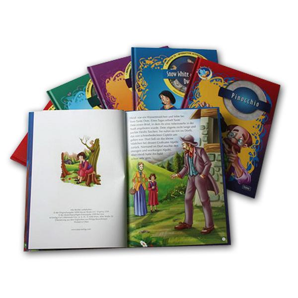[Hot Item] Hardcover Books (OEM-HC002) , Coloring Book Printing
