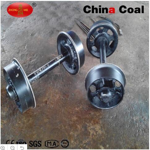 [Hot Item] China Coal Mining Car Wheels Mining Rail Wagon Wheels