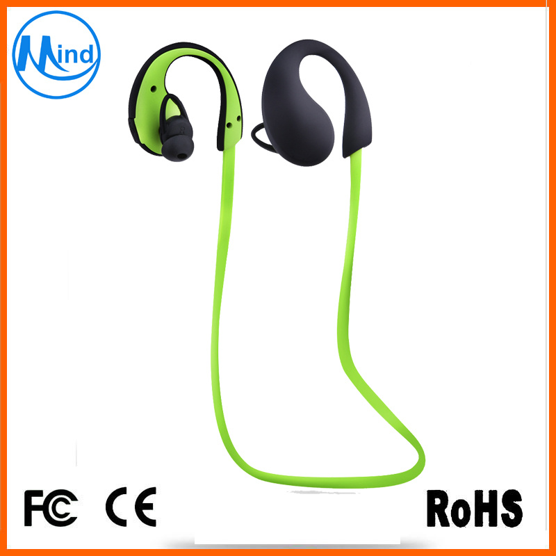 2017 High Quality Sport Stereo Headphones Wireless Waterproof Bluetooth Headset