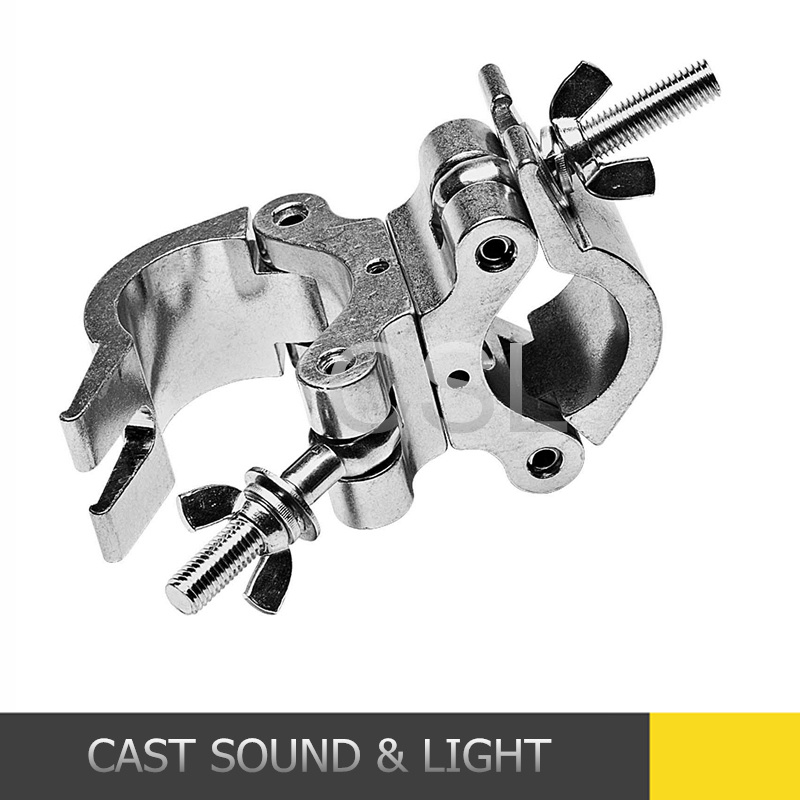 Hot Item Aluminum Lighting Truss Clamp Led Light Stage Clamps