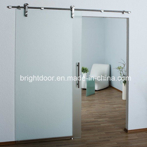 China Sliding Door Frameless Glass Doors Partitions