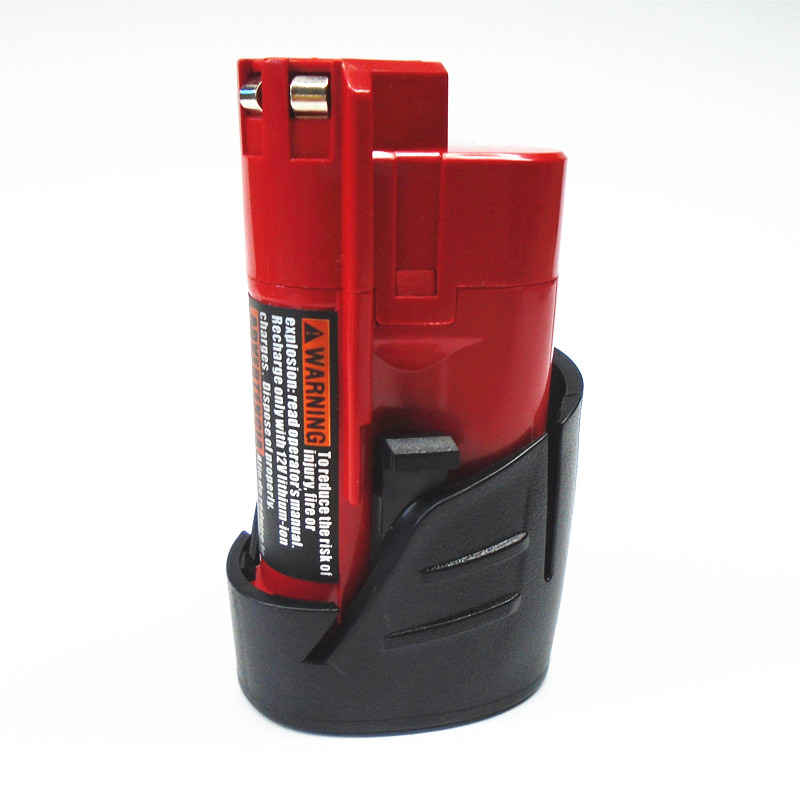 1 Pack New Milwaukee M12 1.5Ah 12V Lithium-Ion Battery 48-11-2401