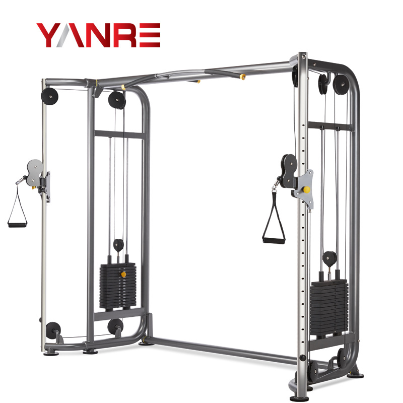 China Muscle Workout Gym Equipment Adjustable Crossover Photos & Pictures -  Made-in-china.com