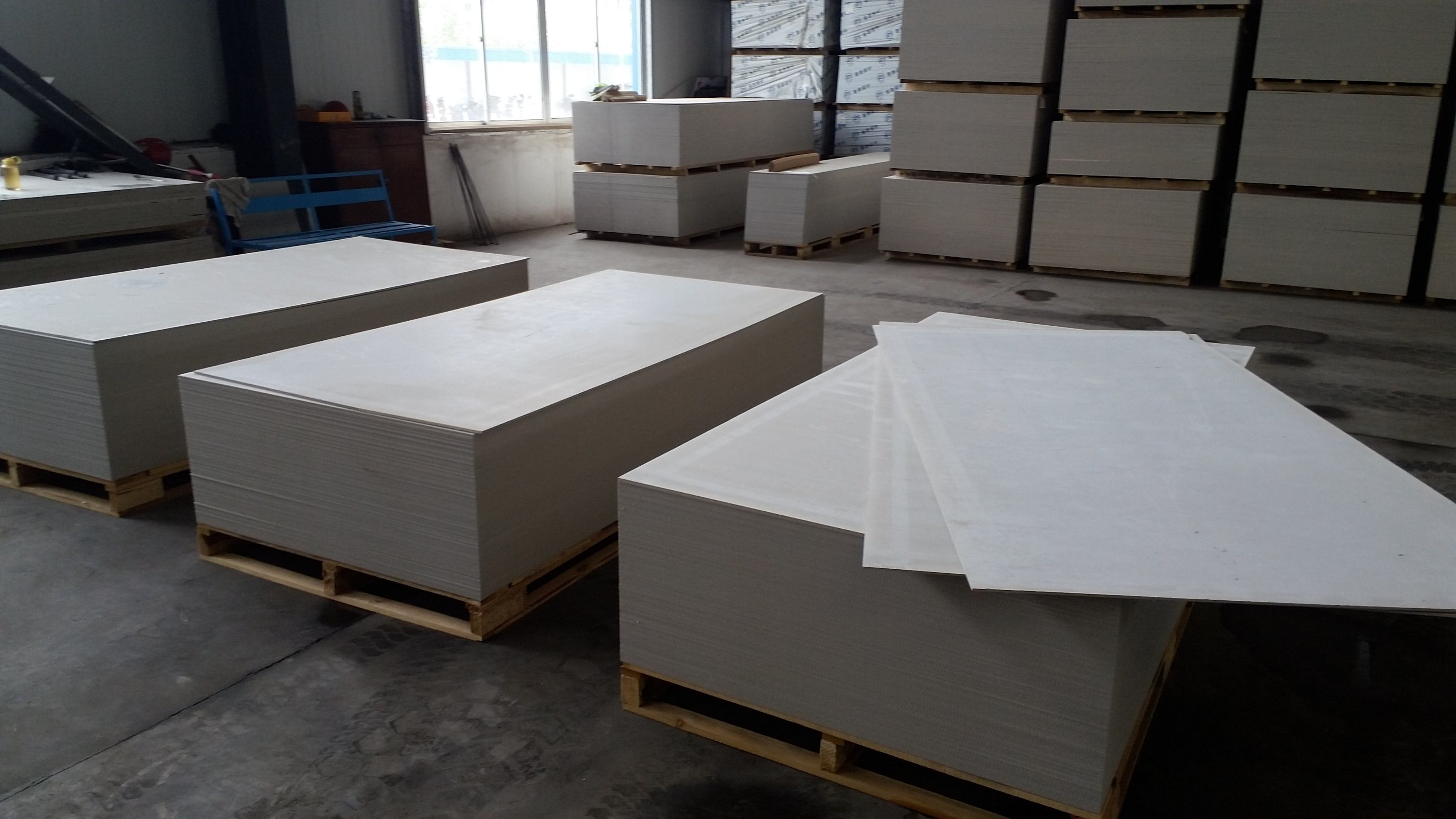 China Cellulose Fiber Reinforced Calcium Silicate Board Fiber Cement Sheet Non Asbestos Light Weight High Density Fireproof China Eps Sandwich Panel Lgs Prefab Houses Calcium Silicate Panel Cladding