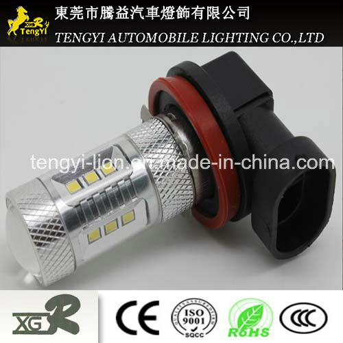 24W LED Car Light 36W Auto Fog Lamp Headlight with 1156/1157, T20, H1/H3/H4/H7/H8/H9/H10/H11/H16 Light Socket CREE Xbd Core pictures & photos