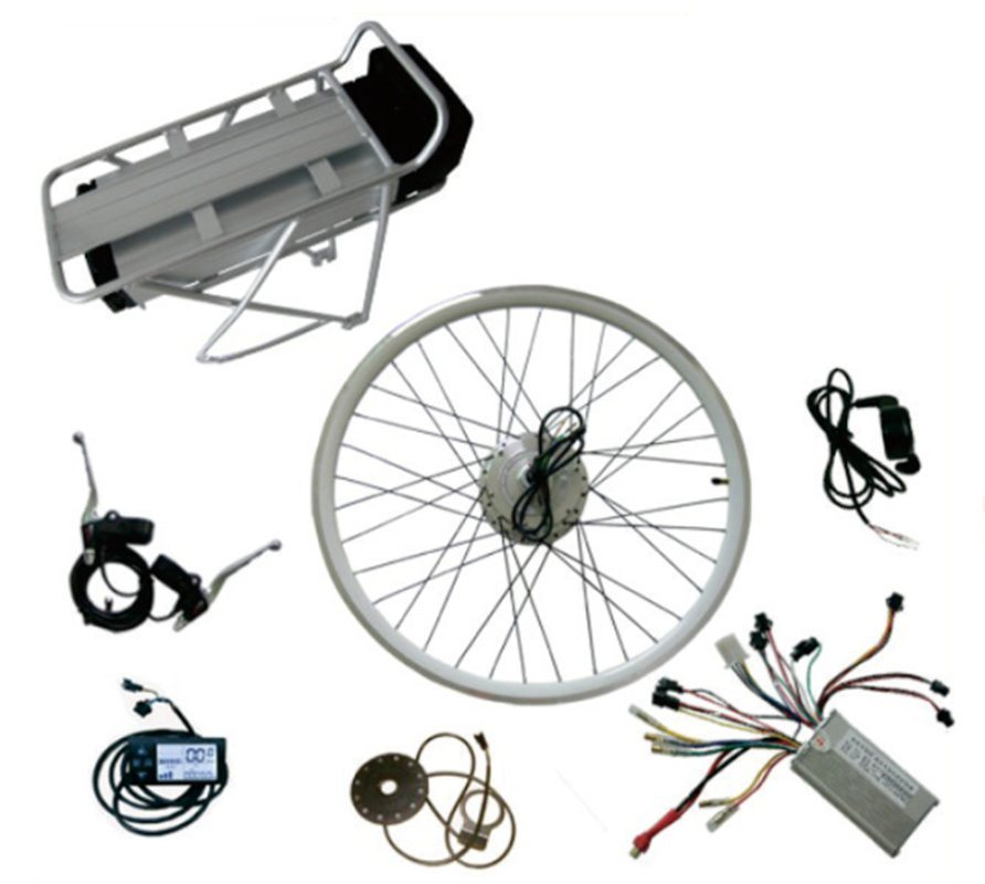 36V 250W High Speed Motor Ebike Kit Electric Kits for Sale