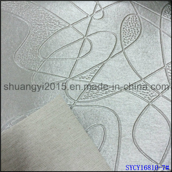 Semi-PU Leather Decoration Dor Wall Cover Upholstery