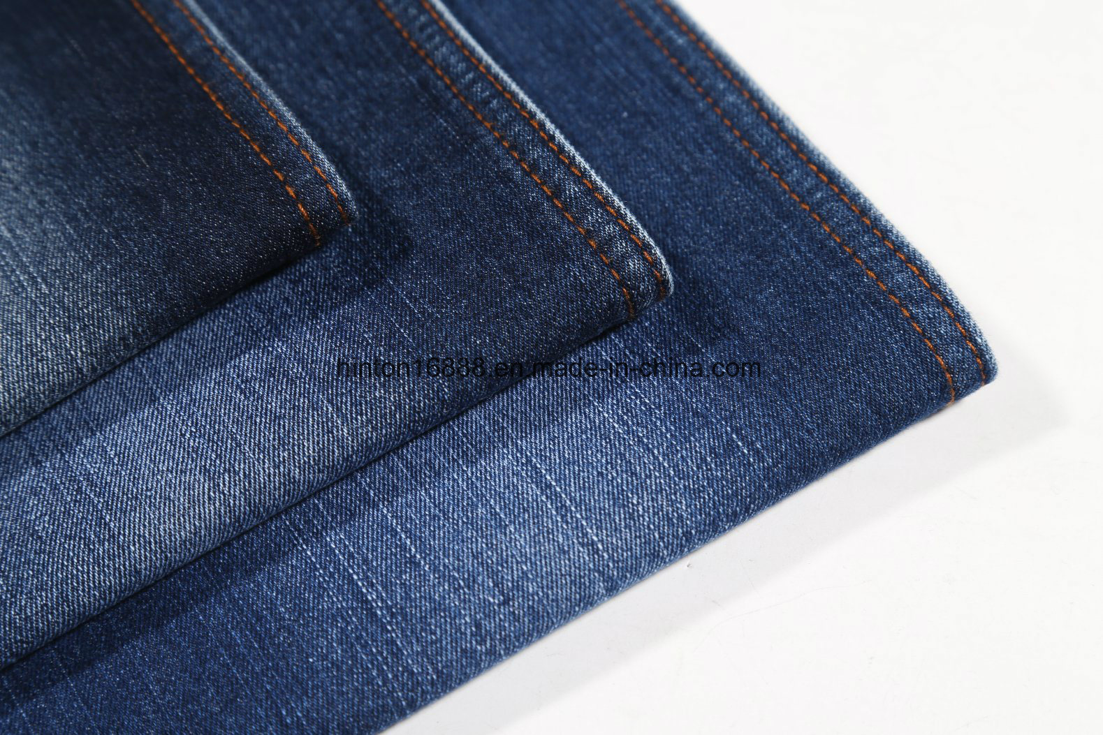 10oz 75%Cotton 23%Polyster 2%Spandex Women Denim Jeans Price Wholesale China