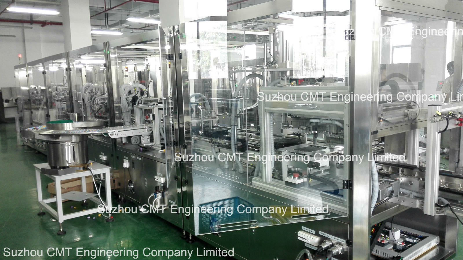 Blood Collection Vacuum Tubes Production Line pictures & photos
