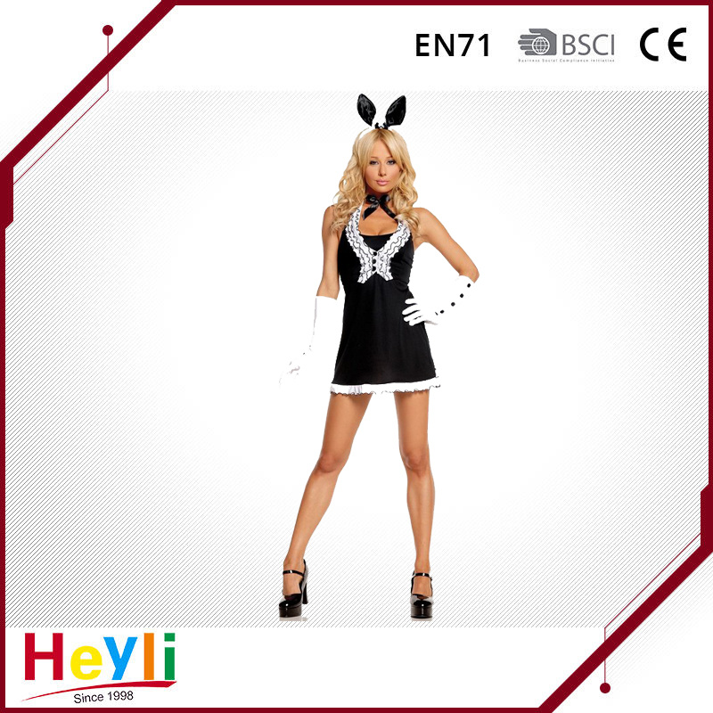 Easter Sexy Cute Bunny Girl Party Cosplay Costume