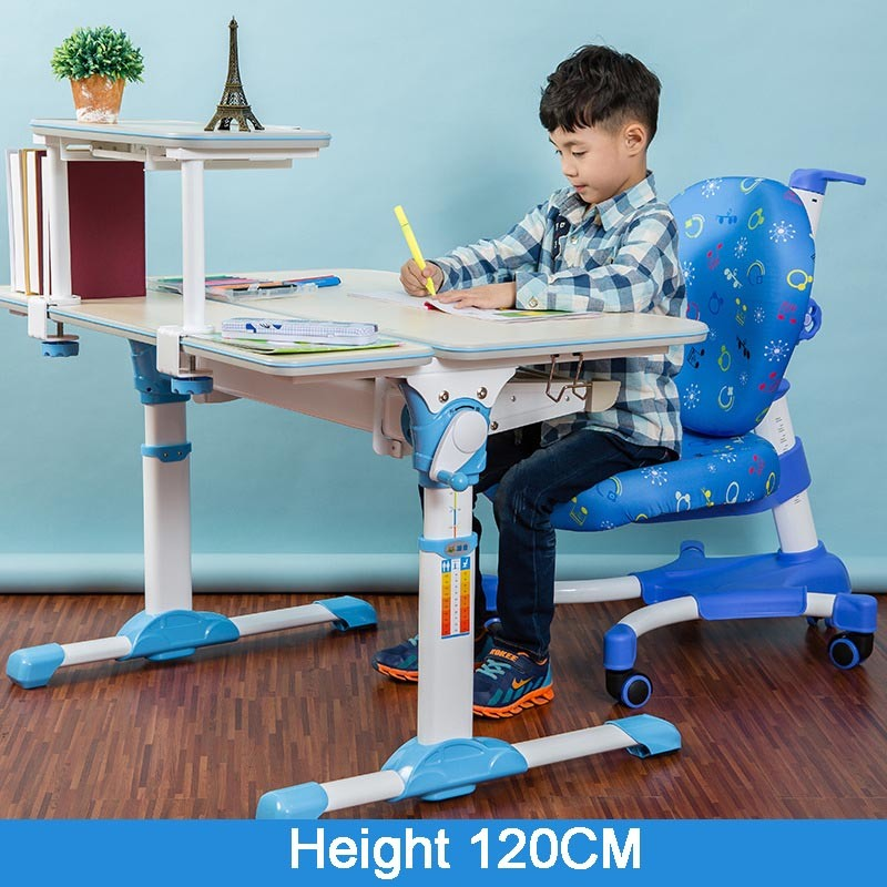 Excellent Hot Item Adjustable Childrens Desk Chair Set Kids Study Table Child 120Cm Gmtry Best Dining Table And Chair Ideas Images Gmtryco