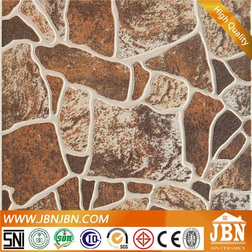 China Rustic Ceramic Garden Floor Tile With Beautiful Design 4a303