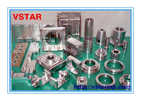 ISO9001 Factory High Precision Machining Part by CNC Lathe Turning Anodizing Surface Treatment
