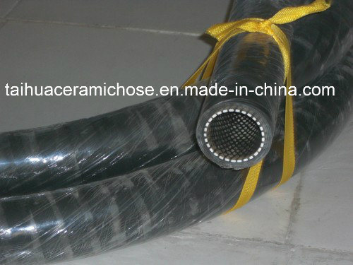 Wear Resisting Rubber Hose with 92% Ceramic Lining (TH-11022)