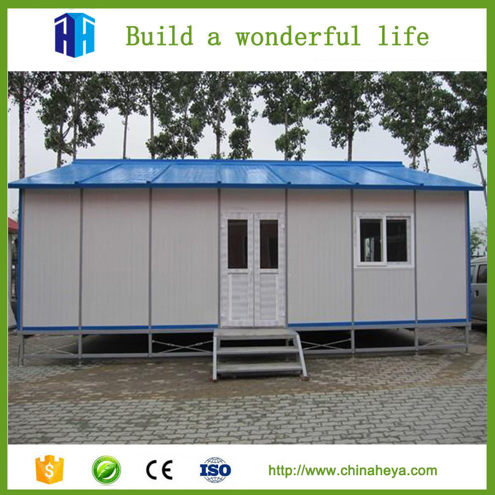 Chinese Manufacturing Companies One Bedroom Modular Manufactured Homes Philippines China Export Prefab House Prefab House Suriname