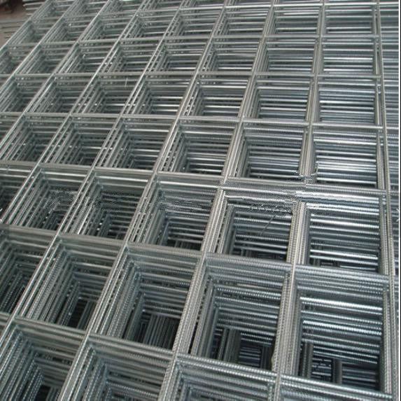 China 6X6 Concrete Welded Reinforcing Wire Mesh for Building - China ...