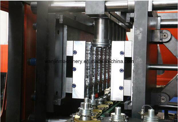 6000bph Water Bottle Blow Molding Stretch Making Machine