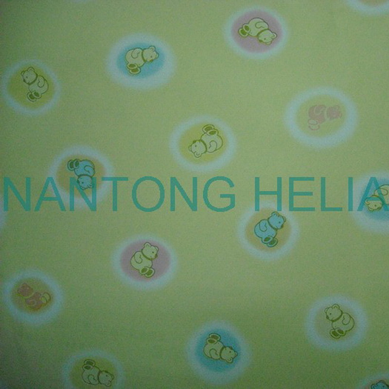 PVC Plastic Film for Tablecloth in Rolls pictures & photos