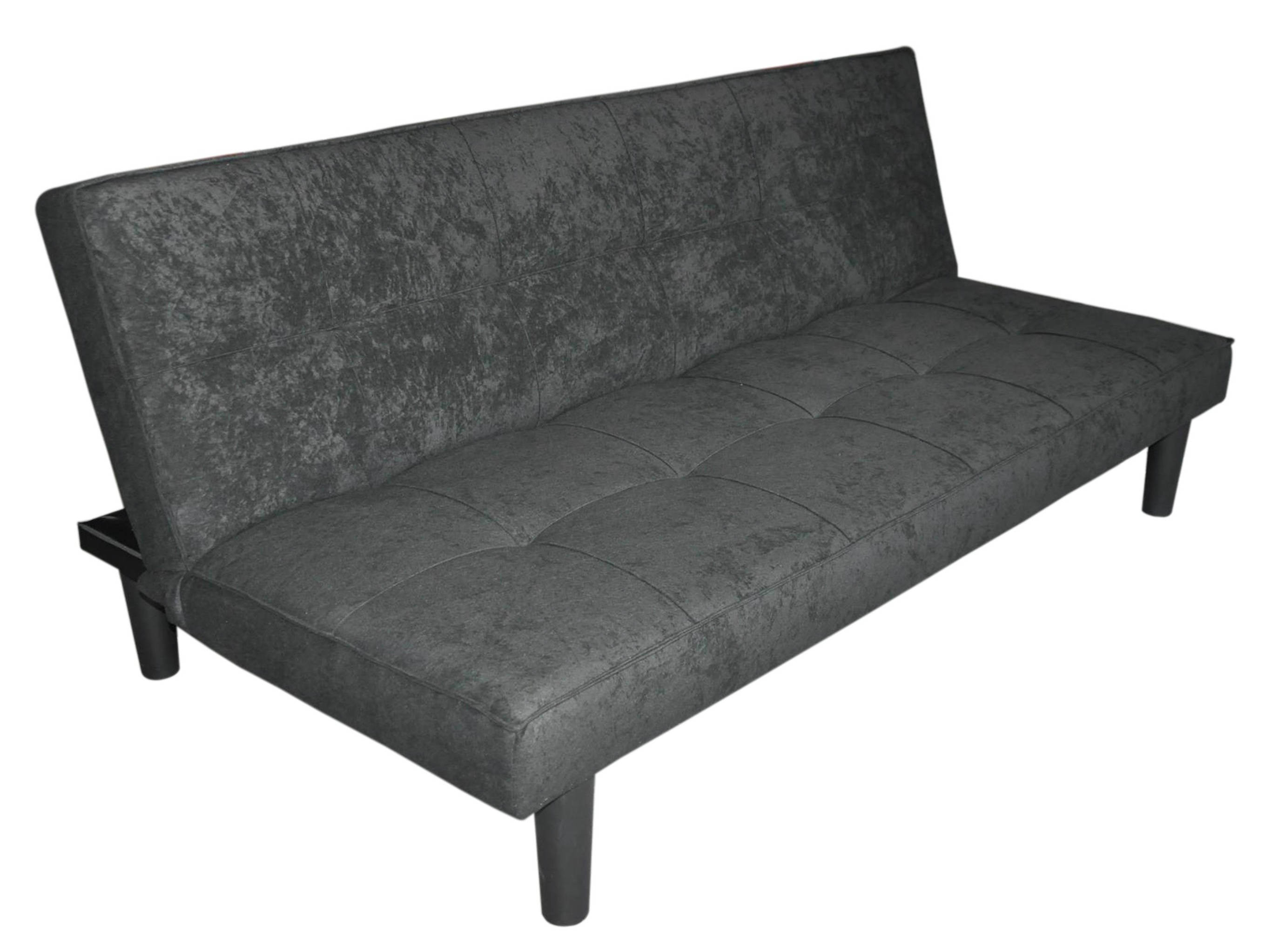 - China Microfiber Folding Couch Clic-Clac Sofa Bed With Plastic