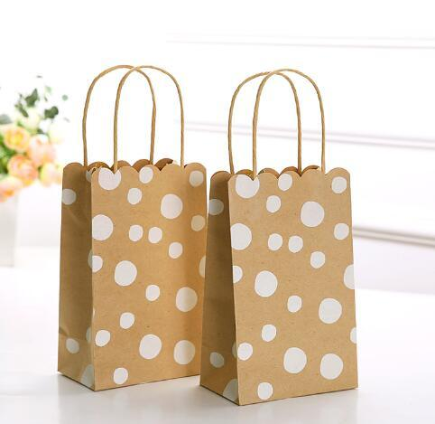 China Craft Paper Gift Bags Made Of Brown Kraft Paper China Kraft