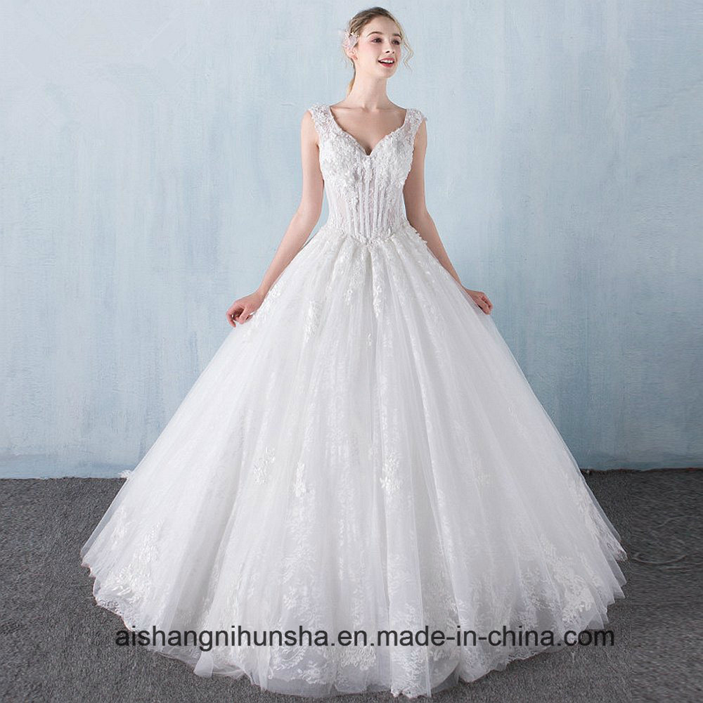 Luxury Princess Wedding Dresses With Lace Model - All Wedding ...